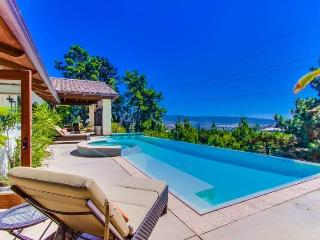 Casa Pacifica - Del Mar / Solana Beach view home with a pool! - San Diego County vacation rentals