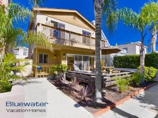 South Mission Beach House - Just steps away to Mission Beach and Mission Bay! - San Diego vacation rentals