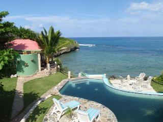 Affordable Oceanfront Villa with Pool - Cabrera vacation rentals