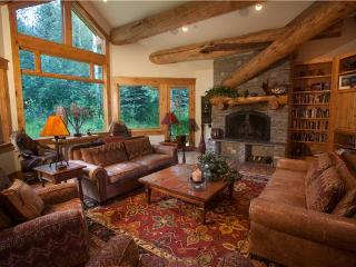 5 bed /5.5 ba- NORTH COLTER LODGE - Jackson Hole Area vacation rentals