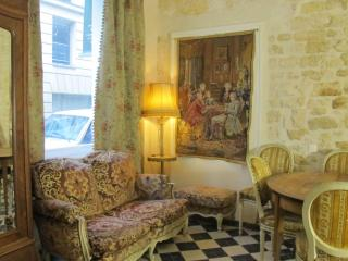 Ben Franklin's Salon in the center of Paris - 1st Arrondissement Louvre vacation rentals