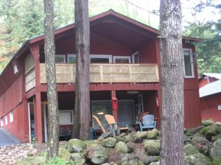 Large Upscale One Bedroom Cottage - Lake Luzerne vacation rentals