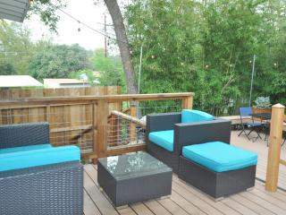 The Westrock: 3/2 house in Barton Hills with deck! - Austin vacation rentals