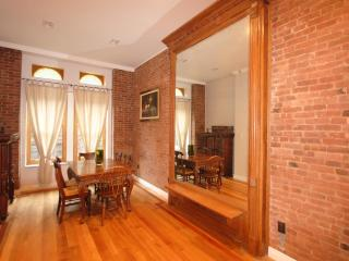 Amazing Garden Duplex, Historic Harlem - Manhattan vacation rentals