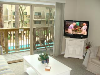 $69 2014 2 BR VILLA-900' TO BEACH, INDOOR POOL-FIT - Forest Beach vacation rentals