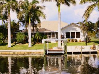 Award Winning* Gulf Access Pool Home-Secluded Area - Cape Coral vacation rentals