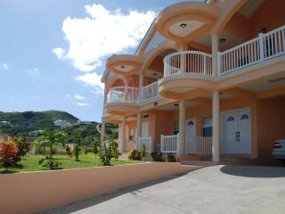 Magnificent View of the Caribbean and the Atlantic - Frigate Bay vacation rentals