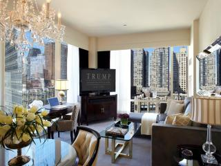 Ultimate Luxury Apartment at the Trump Int'l Tower! - New York City vacation rentals