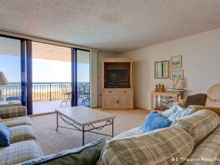 Barefoot Trace 309, Ocean Front, 3 bedrooms, huge ocean balcony - Florida North Atlantic Coast vacation rentals