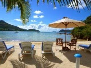 beach front - Seaview Lodge 2 Bedroom Bungalow - Praslin Island - rentals