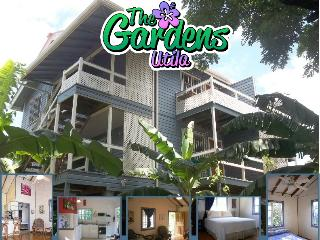 The Gardens ~TripAdvisor Excellence Award ! - Bay Islands Honduras vacation rentals
