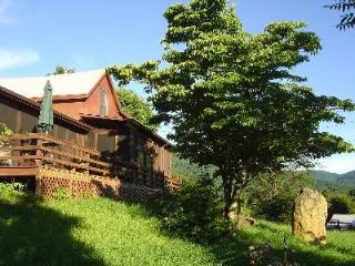 Romantic Mtn. Cabin 3 miles from Skyline Drive - Stanardsville vacation rentals