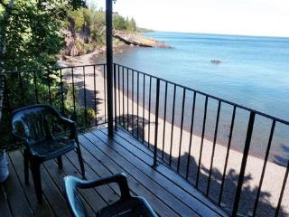 Lake Superior Gull Harbor Condos  5min to Ski Hill - Tofte vacation rentals