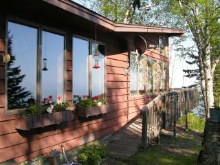 Lutsen House on Lake Superior - Great location - Minnesota vacation rentals