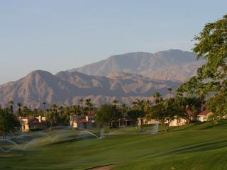 Desert Falls CC  panoramic golf course view - Palm Desert vacation rentals