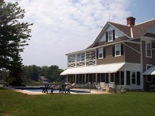Grandview Mainhouse - Chesapeake Bay vacation rentals