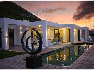 PEARL...WOW! Drop dead gorgeous new contemporary villa near Orient Bay... Stunning Intro Price too! - Orient Bay vacation rentals