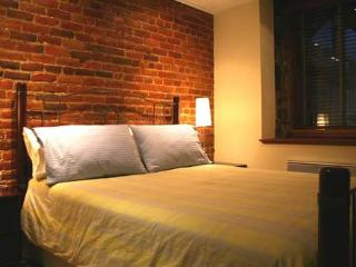 Downtown Montreal Suite-01  HOT TUB, bikes, garden - Montreal vacation rentals