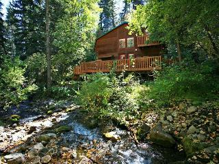 Creekside Cabin**Hot Tub, Fireplace - Sundance vacation rentals