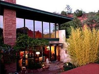The Dragonfly Sanctuary in Sedona, AZ Welcomes You - Sedona vacation rentals