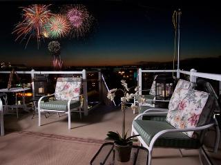 Nightly Spectacular View of Sea World Fireworks - San Diego vacation rentals
