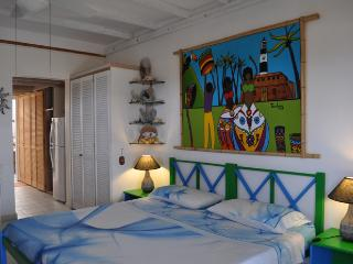 Green Garden Apartment - 70 Mt. from the sea !! - Silver Sands vacation rentals