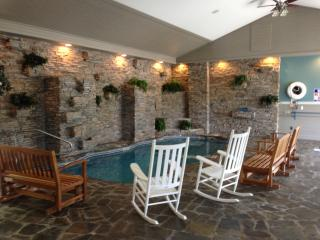 Indoor club house just up the road w/heater pool and hot tub! - The Moxie Oceanfront Luxury Cottage