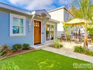 Seascape South Mission Beach Cottage - Newer construction - Available now! - San Diego vacation rentals