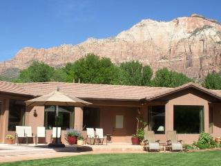 4 Bdrm Vacation Home bordering Zion National Park - Southwestern Utah vacation rentals