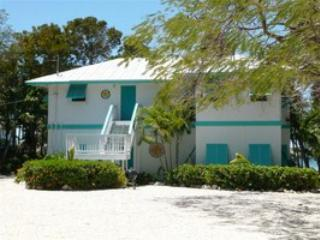 Duplex from Street Side - LITTLE BAY - Lower Duplex - Islamorada - rentals