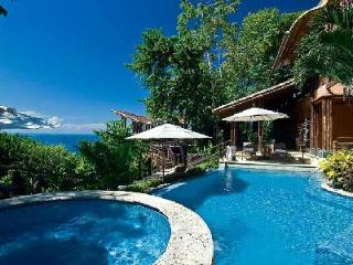 Casa Ramon offers a fusion of tropical and contemporary design, pool, alfresco gym & butler - Dominical vacation rentals