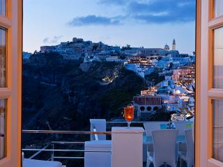 Villa Rental on Santorini with Private Jacuzzi  - Villa Kismet - Fira vacation rentals