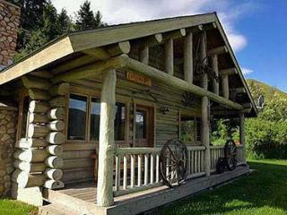 Granite Cabin at Rye Creek Lodge - Darby vacation rentals