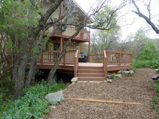 7 Bed Room Cabin in the Heart of Utahs Ski Country - Eden vacation rentals