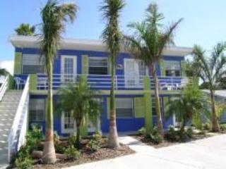 Villas by the Sea #5 - Bradenton Beach vacation rentals