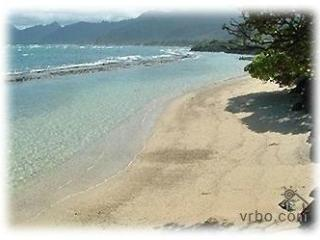 Beachfront Paradise 3 br/2ba  YELLOW passion home - Laie vacation rentals