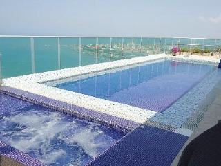 31st floor Penthouse Astonishing Old City Views!! - Cartagena District vacation rentals