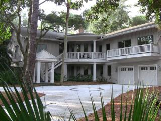 Best Large Group Sea Pines Home, 2nd Row Ocean! - Sea Pines vacation rentals