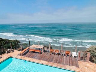 Oceanfront Retreat with Private Pool & Stairs to Beach E0221-0 - Oceanside vacation rentals
