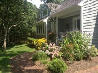 #7156 two story centrally air conditioned Townhouse - Martha's Vineyard vacation rentals