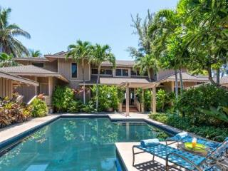 Home of the Hula Moon - Oceanfront Beauty including Private Courtyard Pool - Puako vacation rentals