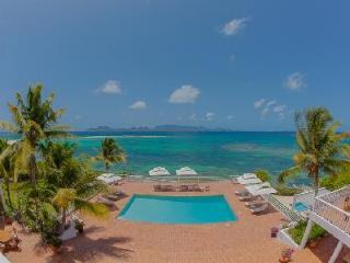 Villa Paradise with oceanfront freshwater pool and 12km to the town of the Valley - Anguilla vacation rentals