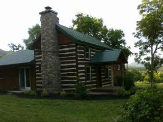 ROMANTIC / LUXURY 1850's Massanutten Springs Cabin - Luray vacation rentals