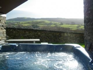 BANK END LODGE, (Hot Tub), Grizebeck, Kirkby in Furness, South Lakes - Keswick vacation rentals