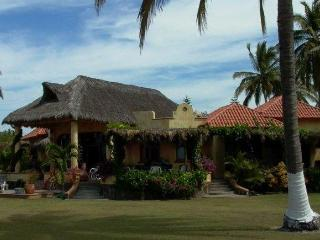 Tropical Beachfront Villa on Pristine Turtle Beach - Playa Las Tortugas vacation rentals