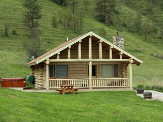 Sapphire Cabin at Rye Creek Lodge - Darby vacation rentals