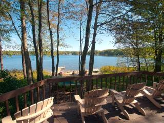Beautiful Pocono Lakefront Home with Private Beach - Jim Thorpe vacation rentals