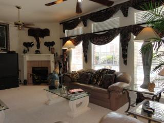 Executive Home  Tropical Pool Whimsical Features! - Houston vacation rentals