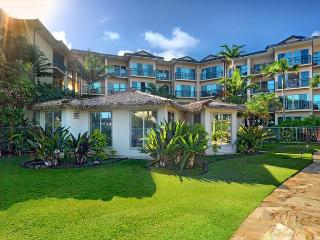Oceanfront Waipouli Beach Resort Ocean View - Princeville vacation rentals