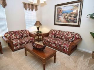 TF6P4914HSB Lovely 6BR Holiday Villa with Conservation View - Kissimmee vacation rentals